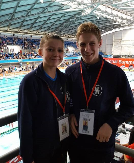 ashley coombs and alice fender at 2017 english champs 2