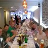 European Masters 2016 - celebration curry